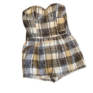 Hot and Delicious Romper